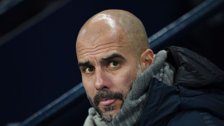 Pep Guardiola says Manchester City are learning from Champions League mistakes | Football News |