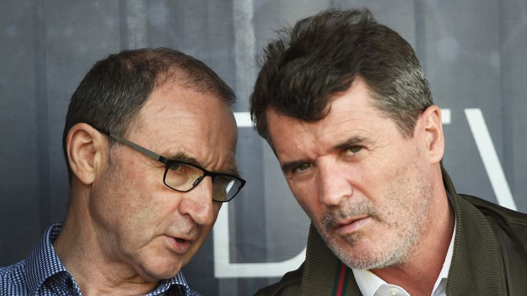 And he wants 'special' Keane beside him