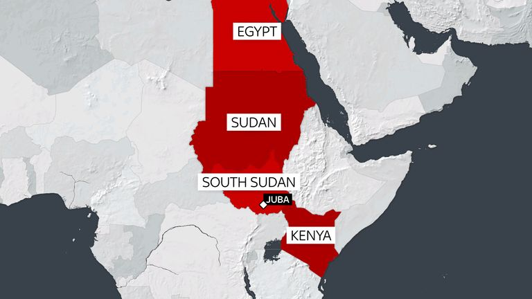South Sudan World S Youngest Nation Struggles To Overcome Five Year