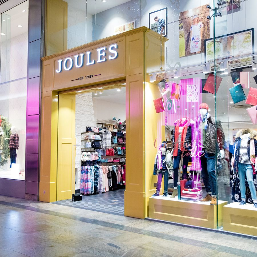 A Joules store at West Quay in Southampton