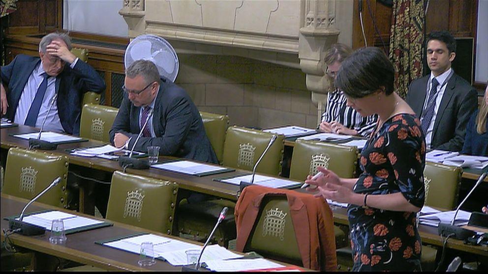 MPs discuss the Sky News' Make Debates Happen campaign