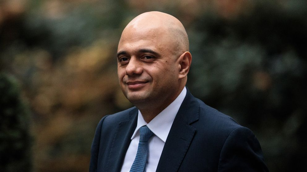 Home Secretary Sajid Javid has come under attack for his handling of the migrant crisis