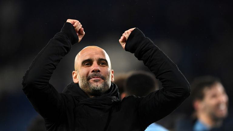 Pep Guardiola opened up about the highs and lows of management
