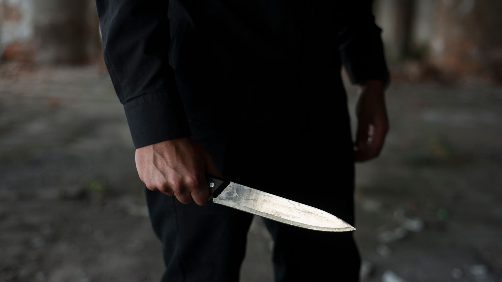 Revealed: The areas of the UK where knife crime is rising the ...