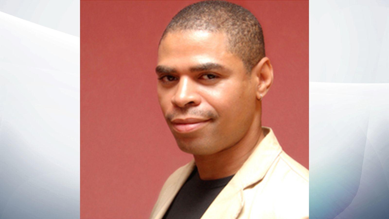 Sean Rigg. Pic: seanriggjusticeandchange.com
