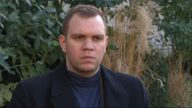Matthew Hedges told Sky News he is concerned the UAE will make Mr Ahmad make a false confession