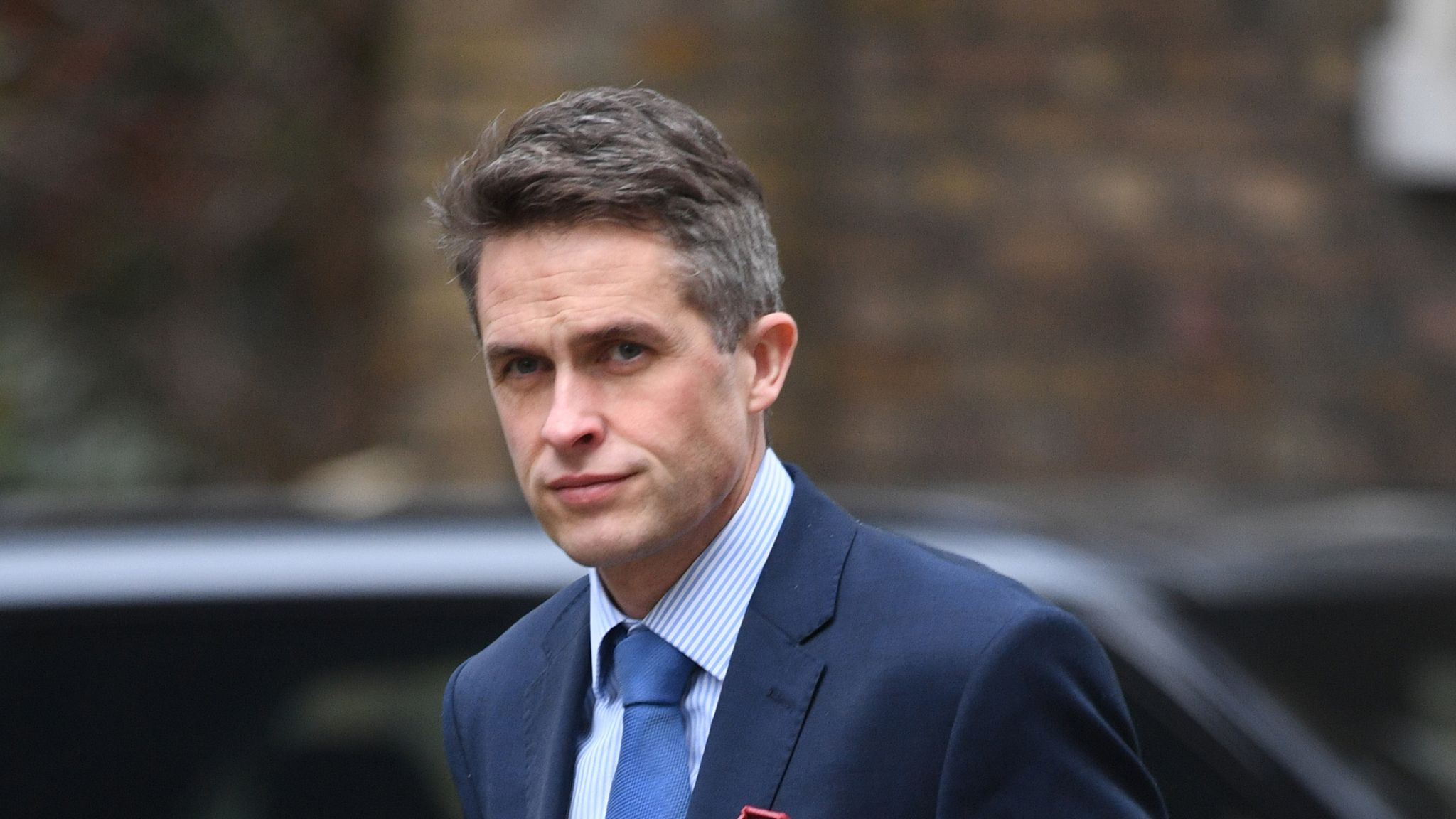 Ambitious' Gavin Williamson criticised for having 'oversold' UK capabilities in China row | Politics News | Sky News