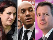 Luciana Berger, Chuka Ummuna and Chris Leslie are among those leaving the party