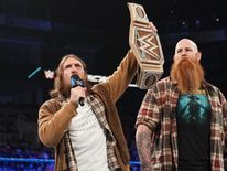 Daniel Bryan defends his WWE title at Elimination Chamber on Sunday night and goes into the match as one of the most talked-about competitors in the business today