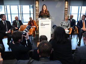 Seven Labour MPs quit the party