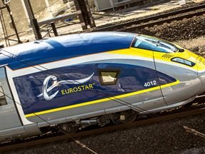 Eurostar services between London and Paris will be disrupted on Sunday
