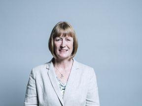 Joan Ryan MP Pic: UK Parliament