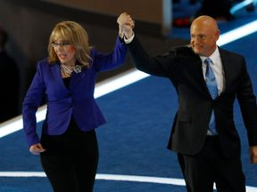 Mark Kelly will run for the US Senate eight years after his wife, Gabby Giffords, was shot