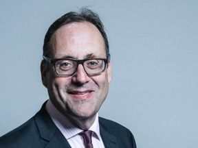 Richard Harrington previously said he was willing to be sacked over speaking out about leaving the EU without a deal