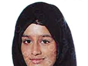 Shamima Begum left for Syria in 2015