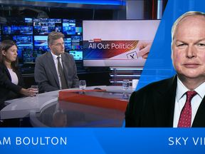 Adam Boulton Sky Views
