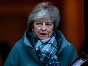 Mrs May wrote to all 317 Conservative MPs pleading for unity on Brexit