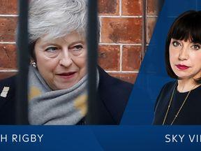 Theresa May Sky Views