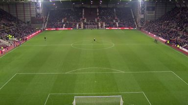 Police investigate Tynecastle incidents