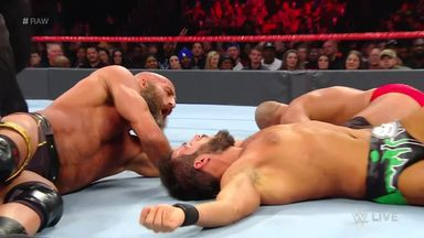 Ciampa & Gargano battle The Revival