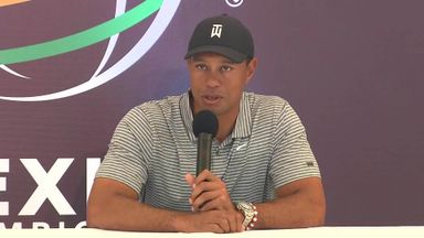 Woods: Stricker a unanimous choice