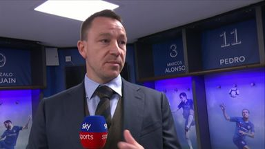 Terry: Luiz could lead Blues to victory