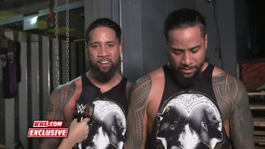 The Usos: Nothing can keep us down!