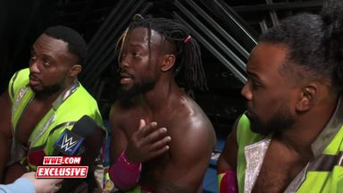 How is Kofi Kingston feeling?