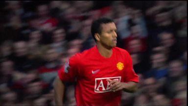 Nani's best Man Utd goals