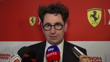Binotto: Ferrari need to be team players