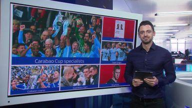 Chelsea v Man City essential stats