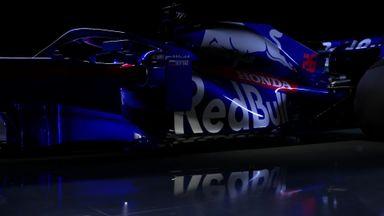 Toro Rosso unveil 2019 car