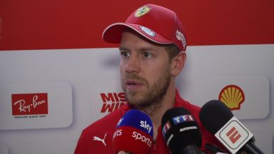 Vettel: Ferrari are different this year