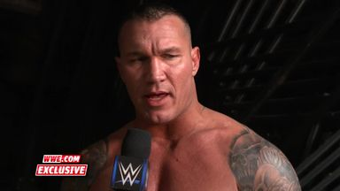 Advantage Randy Orton?