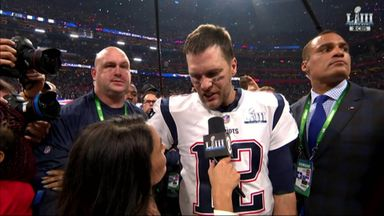 Brady: An unbelievable year