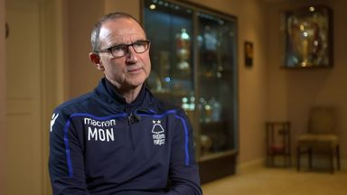 O'Neill back at the City Ground