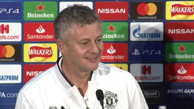 Solskjaer looking forward to PSG test