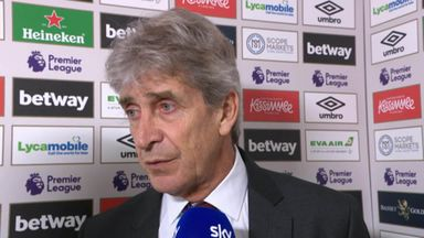 Pellegrini: Handball didn't decide game