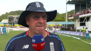Bayliss: County runs key for top order