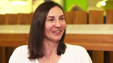 Rachel Dunn's netball journey
