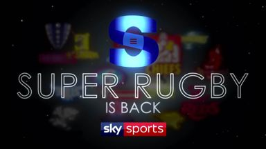 Super Rugby is back!
