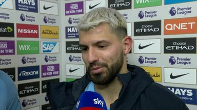 Aguero admits handball for hat-trick