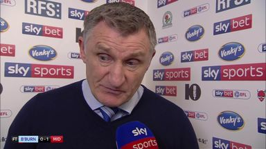 Mowbray slams 'frustrating' performance