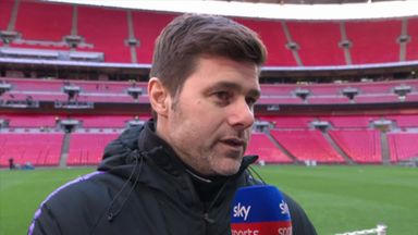 Pochettino proud of spirit