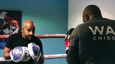 Chisora & Coldwell team up