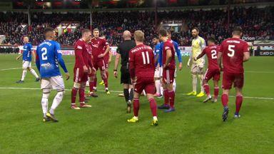 Aberdeen 2-4 Rangers