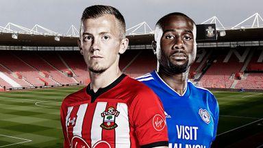 Southampton v Cardiff