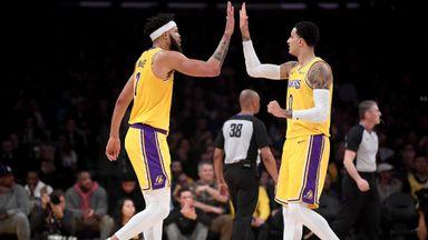 NBA The Starters: 21st February