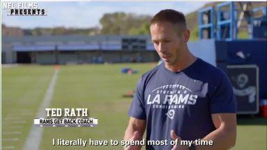 The strangest job in NFL?