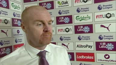 Dyche confused by penalty decisions